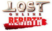 LOST ONLINE REBIRTH ロゴ